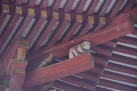 楼門の神猿