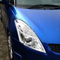 スイフト洗車1