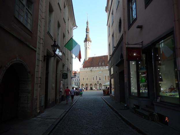 路地小路Tallinn01 Estonia