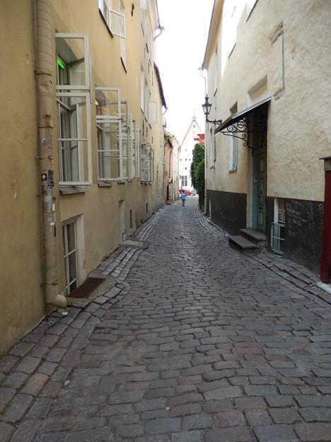 路地小路Tallinn05 Estonia