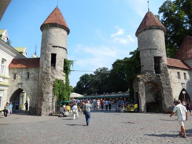 路地小路Tallinn07 Estonia
