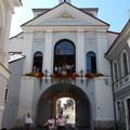 写真: 路地小路Vilnius01 Lithuania