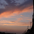 夕焼け雲 0722
