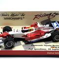 Minichamps _Panasonic Toyota Racing Showcar Fuji Speedway, 30 September 2007 Ralf SCHUMACHER_002