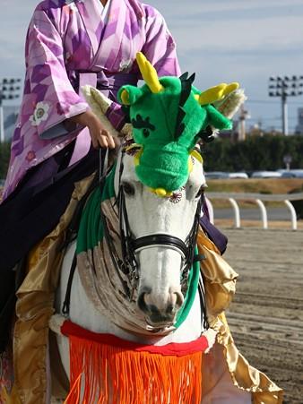 川崎競馬の誘導馬01月開催 龍Ver-20