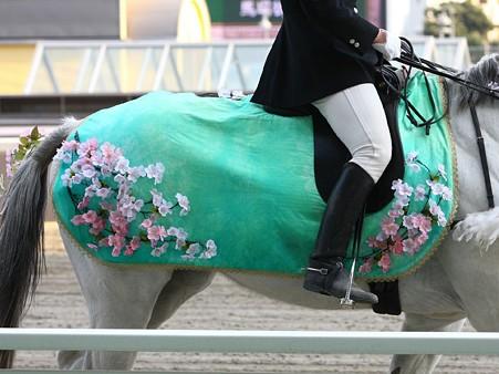 川崎競馬の誘導馬04月開催 桜Verその1-120409-15