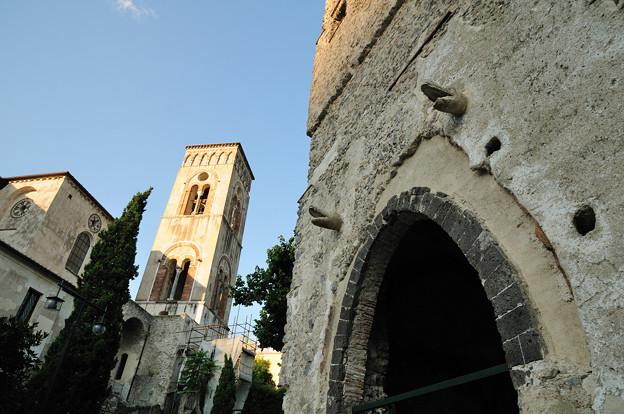 ラヴェッロのカテドラルとヴィラルフォロ