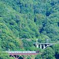 Photos: 大呼戸橋梁を渡る中央線211系普通電車