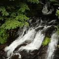 中山沢の滝