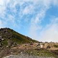 魔王岳(標高・2,763m)