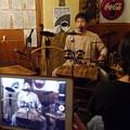 Photos: 立松正宏さんのライブ~ ビストロde麺酒場 燿@東中野4 2015.06.21