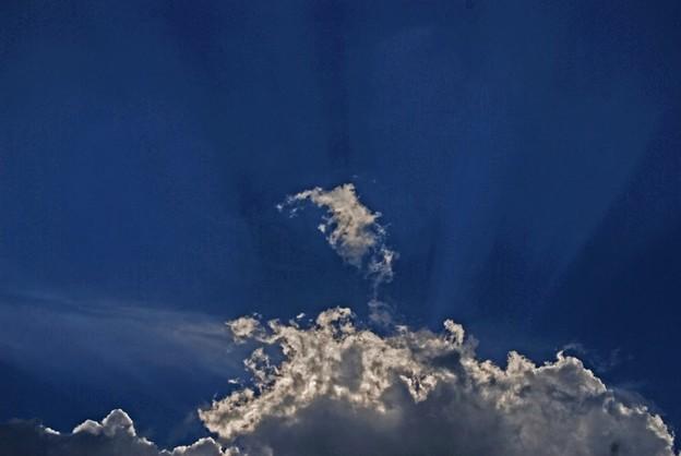 彩雲出せば光線が見にくい