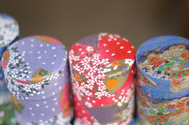 茶筒の花だん IMGP4386