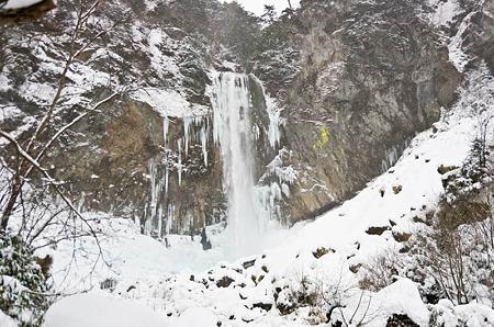 平湯大滝 2011.12.19-2