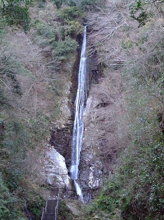 洒水の滝 2011.1.29-1