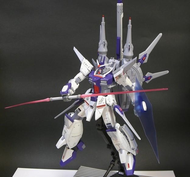 23 Legend Gundam 1;100