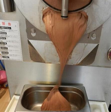 チョコレートのジェラート−札幌