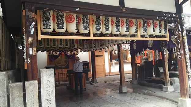 大阪・難波、法善寺界隈の風景?
