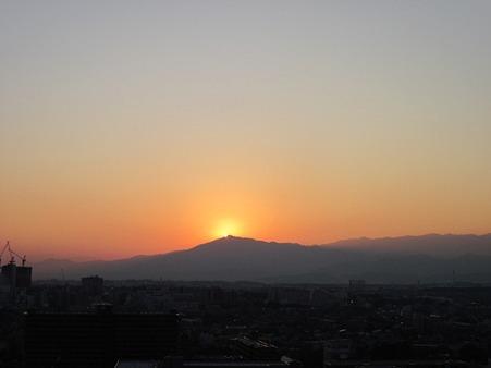 1月9日Sunset