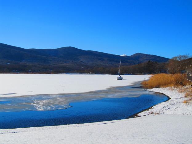 Photos: 氷の世界~~(^^♪