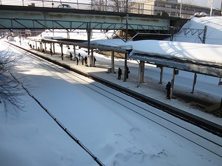 南小樽駅7