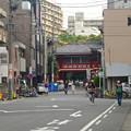 Photos: 赤門明王通から見た大須観音 - 1