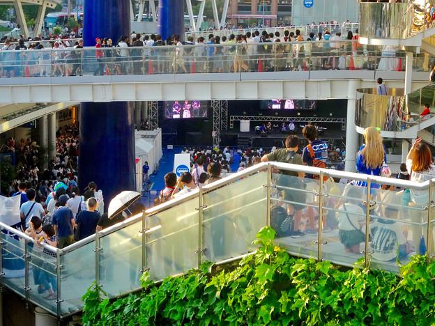 世界コスプレサミット 2015:沢山のコスプレイヤーと見物客で賑わう会場 No - 58