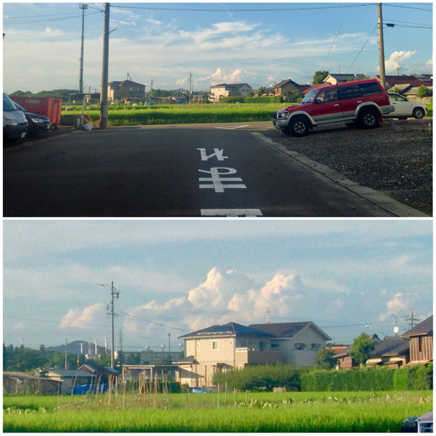 夏を感じる入道雲 - 6