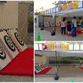 写真: 名古屋城宵まつり 2015 No - 117:戦国時代風にアレンジされた遊戯ブース(弓隊訓練)所