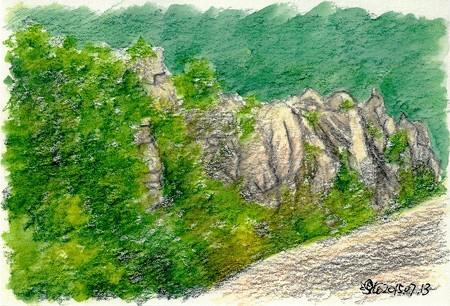 20150713三倉上の岳