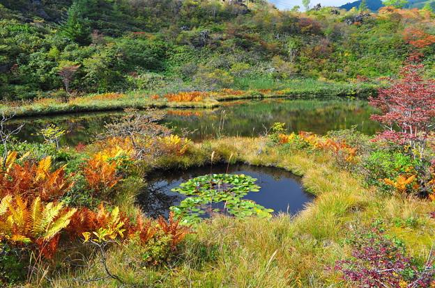 07.武具脱の池(モノヌグノイケ)