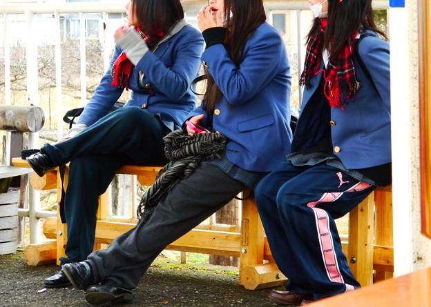 Photos: はにわルック……
