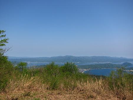 由良ヶ岳・西峰