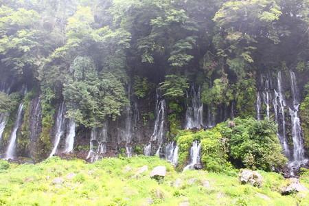 静岡 白糸の滝