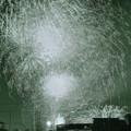 Photos: 小江戸川越花火大会4 蛍火.......