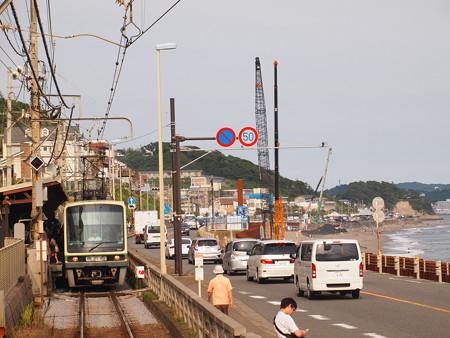 江ノ電2000形鎌倉高校前~腰越02
