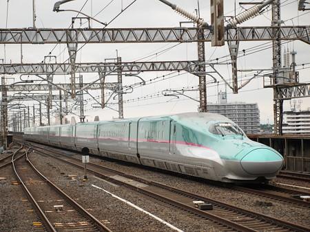 E5系やまびこ 東北新幹線小山駅02