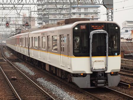 近鉄9820系快速急行 近鉄奈良線鶴橋駅