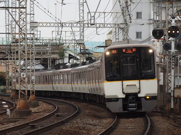 近鉄5820系急行 近鉄大阪線河内山本~高安02