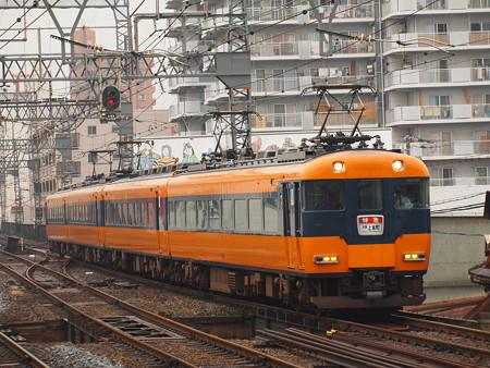 近鉄12200系阪伊乙特急 近鉄大阪戦鶴橋駅