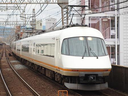近鉄21000系アーバンライナーPlus 名阪甲特急 近鉄大阪線今里駅