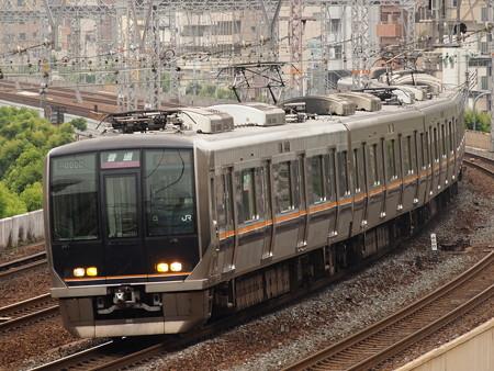 321系普通  東海道本線神戸~元町01