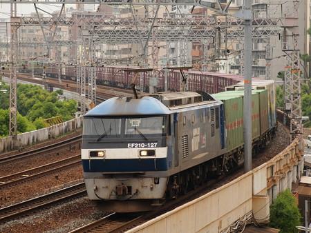 EF210貨物  東海道本線神戸~元町01