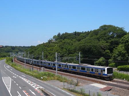 E531系普通常磐線偕楽園~赤塚02