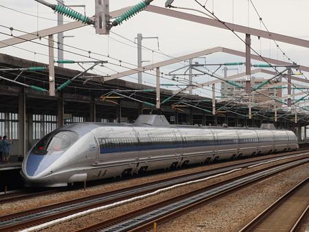 500系こだま  山陽新幹線西明石駅02