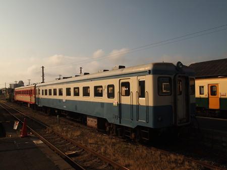 ひたちなか海浜鉄道キハ22形 湊線那珂湊駅02
