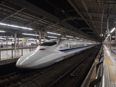 700系ひかり 東海道新幹線新大阪駅01