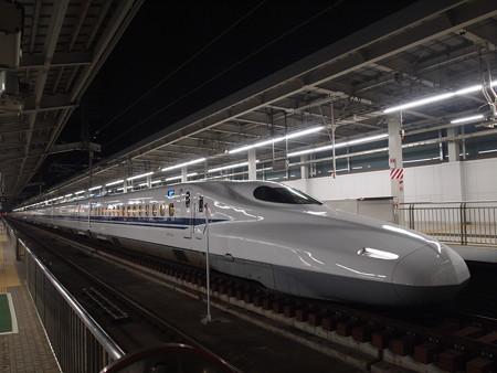 N700系こだま 東海道新幹線新大阪駅02
