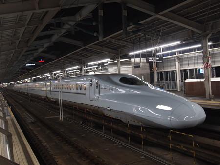 N700系こだま 山陽新幹線新大阪駅02