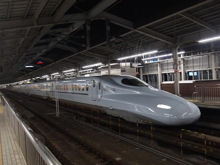 N700系こだま 山陽新幹線新大阪駅03